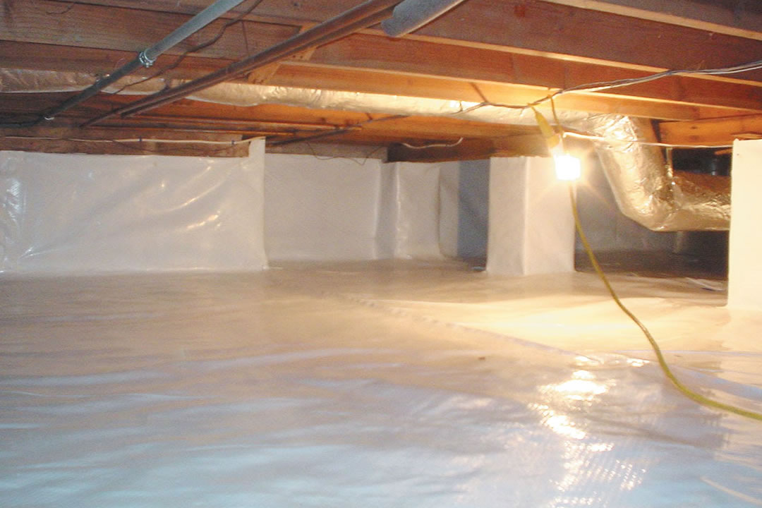 Crawl Space Encapsulation Services In Idaho Falls Id